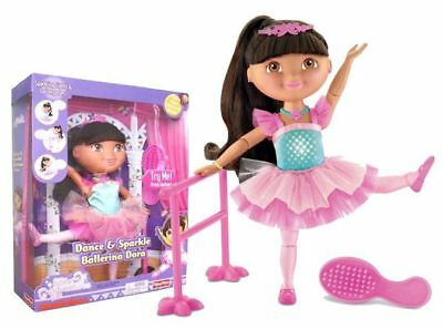 Doll Dance And Sparkle Ballerina Dora - Fisher Price