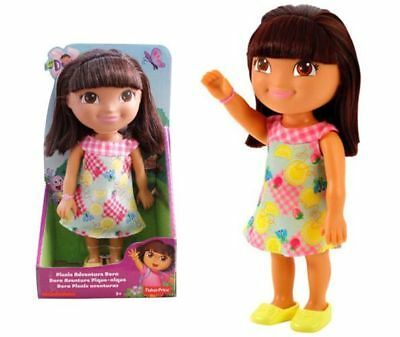 Picnic Adventure Dora Doll 22 Cm - Fisher Price
