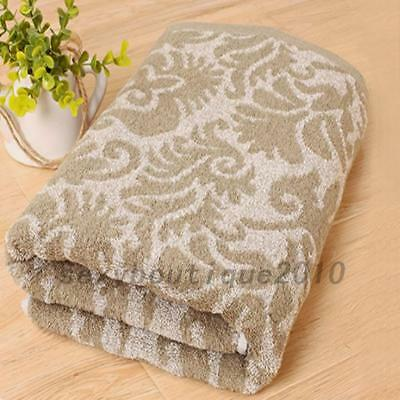100% Pure Cotton Baby Big Bath Towel Soft Warm Thicking Blank US Local Delivery