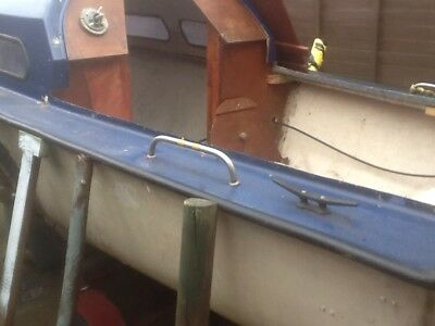 used boat projects