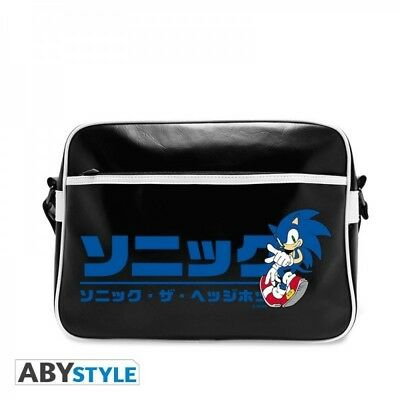 Sonic - Messenger Bag Japanese Logo - Vinyle [2111420]