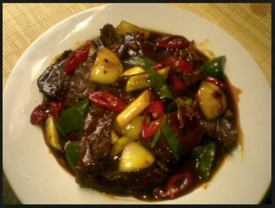new recipe sego katol Beef Spicy Cassava Rice made in java ejh