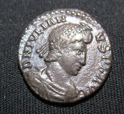 Julian 2Nd Silver Siliqua