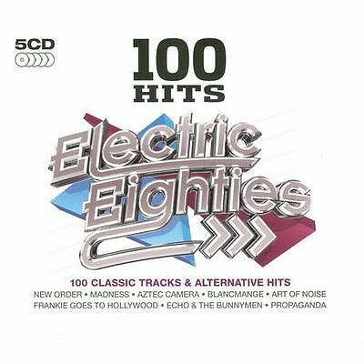 Various Artists - 100 Hits (Electric Eighties, 2010)