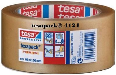 Packing Tape L 66M B 50mm Tape Packing Tape Transparent Tesa Pack 4124 Tesa