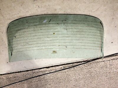 Triumph tr Surrey top rear glass new