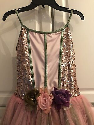 Beautiful Adult Ballet Dance Costumes Lot of 4 from Curtain Call