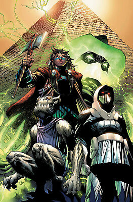 IMMORTAL MEN #1 - DC THE NEW AGE OF HEROES - D0314 - PreOrder 07.12.2017