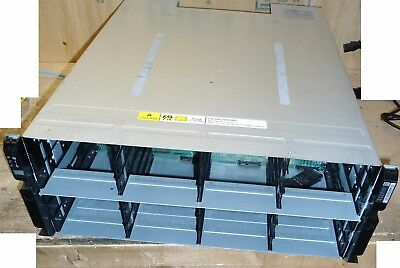 naj-0801 Netapp Storage Array - W. Dual IOM3 Controllers and Quad PSU |