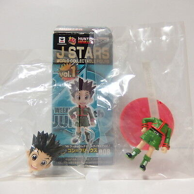 Hunter × Hunter - Gon Freecss - J Stars Wcf Figure Banpresto Craneking Prize