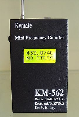 KM-562 Mini frequency counter