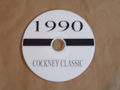 Cockney Classic 1990 Printed Cover