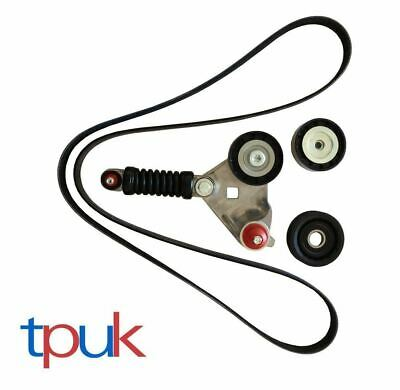 Ford Mondeo 2.0 2.2 Alternator Fan Drive Belt Tensioner Pulley Kit Diesel