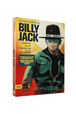 The Complete Billy Jack Collection - 3 DVD