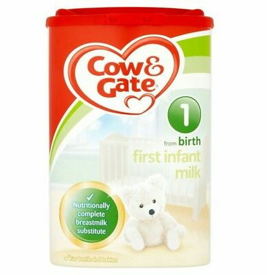 Cow & Gate 1 From Birth First Infant Milk 900g