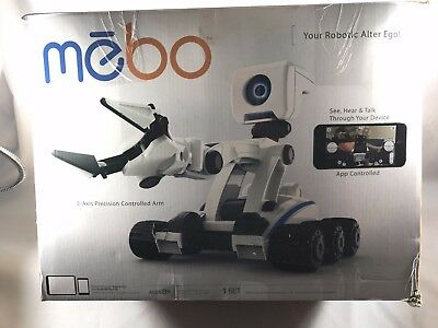 Mebo Robot - With 5-Axis Precision Controlled Arm (For Parts)