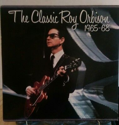 The Classic Roy Orbison 1965-1968 Vinyl Lp
