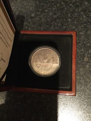 1921 US Morgan Dollar - Commemorative Coin - Silver