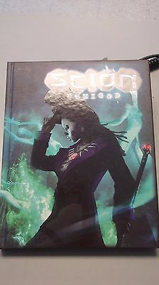 Scion Demigod - Hardcover RPG by White Wolf
