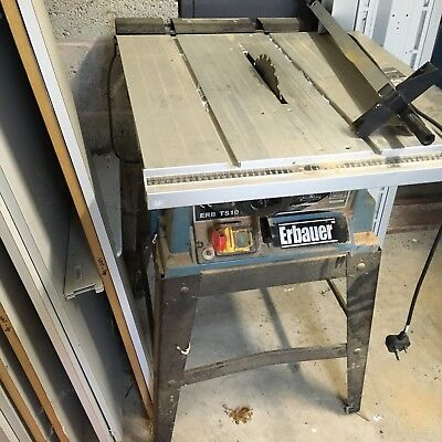 Erbauer electric Saw Bench ERB TS10