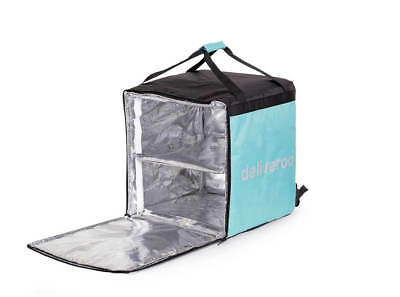 Genuine Deliveroo Thermal Food Bag USED ONLY TWICE
