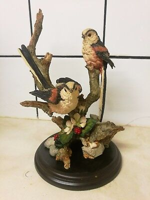 Country Artists Figurine : Long Tailed Tits