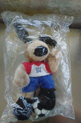 Official Licensed Product Worldcup USA94 Mascot By Harilela's New