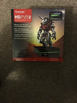 Hd Pvr 2 Gaming Edition *MINT CONDITION!*