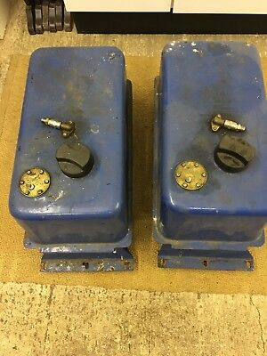 Land Rover series 3 auxiliary fuel tanks