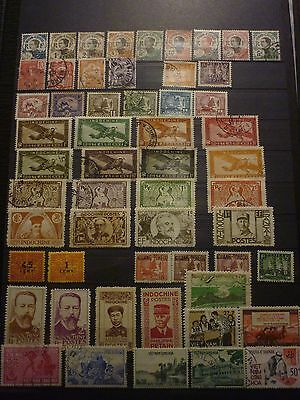 Viet Nam Collection + 900 Timbres Obliteres