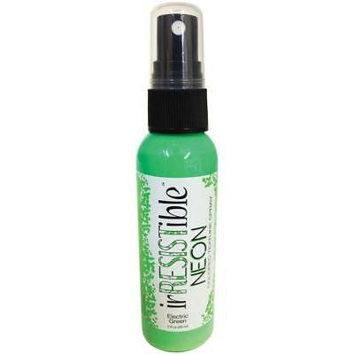 NEW IrRESISTible Neon Texture Spray 2oz Electric Green