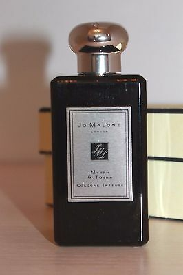 MYRRH & TONKA Jo Malone London 3.4 fl. Oz. 100 ml Unisex COLOGNE