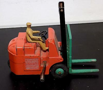 Vintage Dinky Toys 401 Coventry Climax Fork Lift Truck, 1954-64