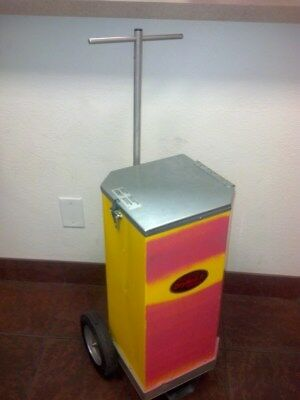 Phoenix Dryrod 2 (II) Type 5 Portable Electrode Stabilizing Oven with Wheels