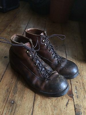 Vintage 60's Chippewa Work Boots (not Red Wing) Workwear