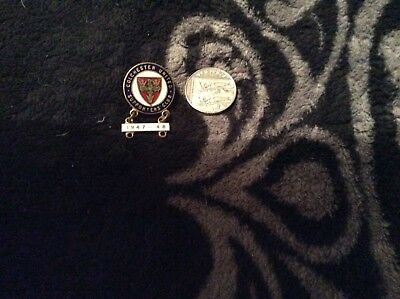 Colchester United Pin Badge