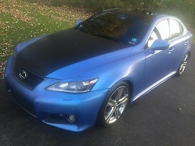 2006 Lexus IS 350 Upgraded to look like a 2013 IS350