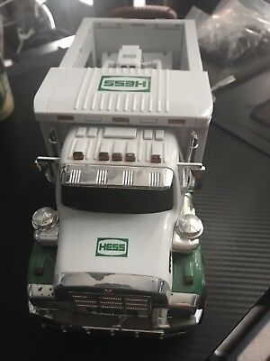 Hess Dump Truck With Tractor
