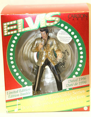 "Carlton Cards - Elvis #2 ""Santa Bring..."" Limited Edition - Heirloom Collection"