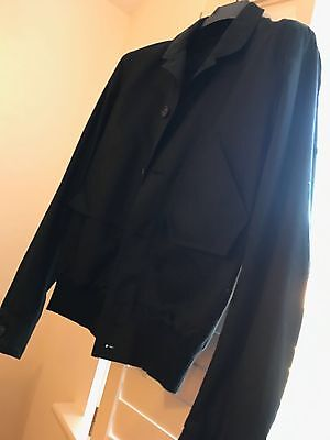 cee1d74d995a DIOR HOMME - Blouson Veste Jacket Trench Blue Navy Size 48 M Medium ...