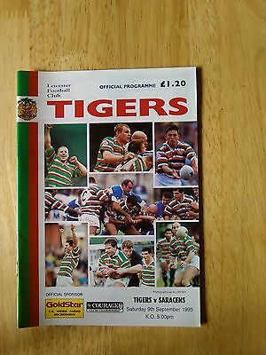 Leicester Tigers Homes 1995 - 1996