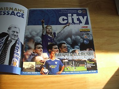 Leicester City Homes 2008/2009