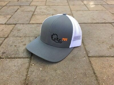 c75d2fd706a6 ... new zealand north dakota hunting moose hunting trucker hat 701 area  code by area code art