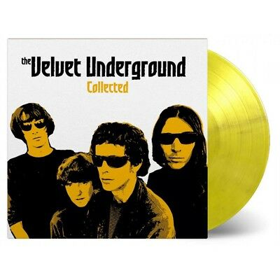 The Velvet Underground Collected Limited Edition Banana Peel Coloured Vinyl LP