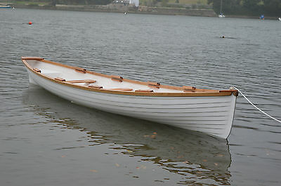 Skur Pioneer 18ft Family Rowing Boat, Mini Gig (New Build) Available to Order