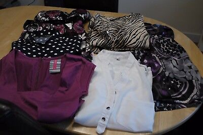 Clothes Bundle 6 Items Tops Size 8 Inc A Ted Baker Top