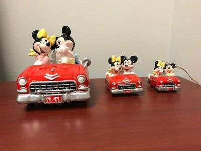 Disney Schmid Set -Can't Take My Eyes off of You- Music box, Figurine & Ornament