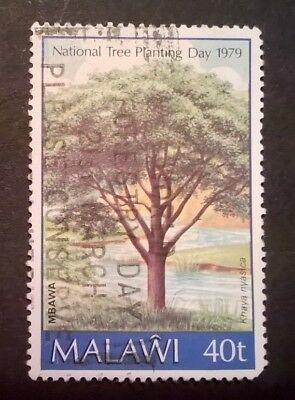 MALAWI STAMPS - 1979 - 40 t - USED