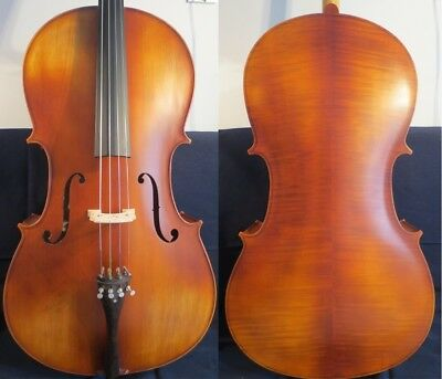 Strad style SONG Brand 4/4 cello, huge and resonant sound #11730