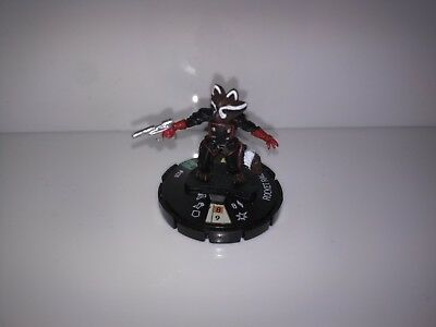 Wizkids Rocket Raccoon #028 Uncommon figure